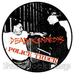 Dead Kennedys Police Truck Badge