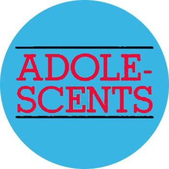 Adolescents Logo Badge