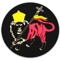 Aswad Lion Badge