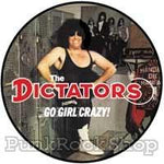 Dictators Go Girl Crazy Badge