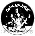 Discharge Fight Back Badge