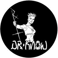 Dr Know Girl Badge