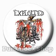 The Exploited Jesus Badge