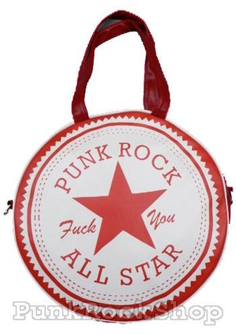 Various Punk All Stars Punk Rock Bag Red Bag