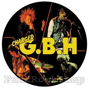 GBH Catch 23 Badge