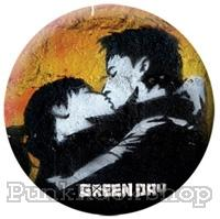 Green Day 21st Century Badge