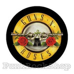 Guns N Roses Bullet Badge