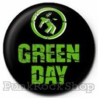 Green Day Green Day Badge