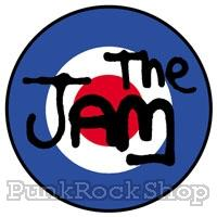 The Jam Mod Target Badge