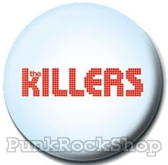 Killers Logo Badge
