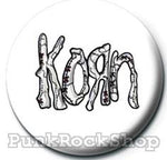 Korn Asylum Badge