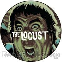 The Locust Self Titled Album Badge