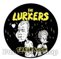 Lurkers Freak Show Badge