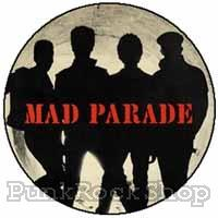 Mad Parade Tunnel Badge