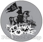 My Chemical Romance The Black Parade Badge
