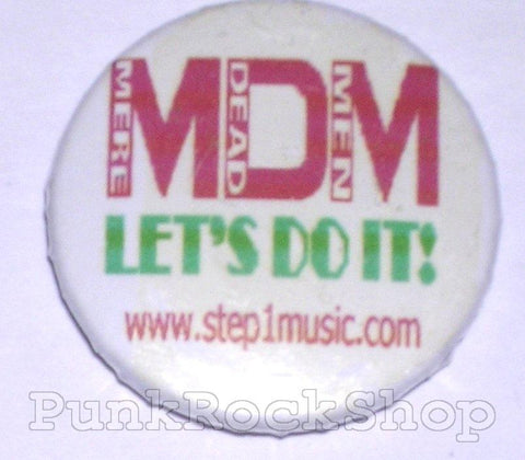MDM Lets Do it Badge