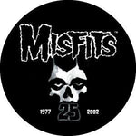 The Misfits 25 Years Badge