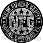 New Found Glory Coral Springs Badge