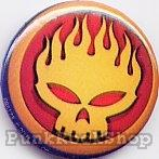 Offspring Skull Badge