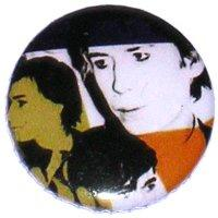 Psychedelic Furs Faces Badge