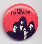 Ramones Group Red Badge
