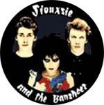 Siouxsie And The Banshees Group Badge