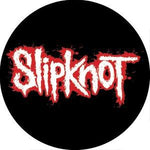 Slipknot Logo Badge