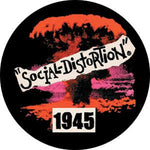Social Distortion 1945 Badge