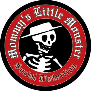 Social Distortion Little Monster Badge