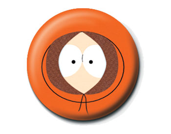 South Park Kenny Badge
