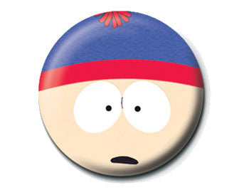South Park Stan Badge