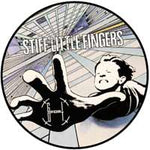 Stiff Little Fingers Go for It Badge