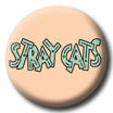 Stray Cats Logo Badge