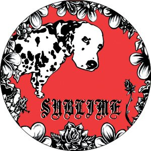 Sublime Dog Badge