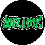 Sublime Graffitti Badge
