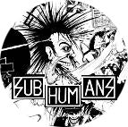 Subhumans The Day The Country Died Badge