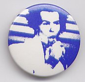 Sex Pistols Sid Vicious Badge