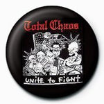 Total Chaos Unite To Fight Badge