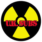 UK SUBS Nuclear Badge