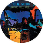 UK SUBS Brand New Age Badge