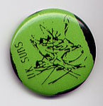 UK SUBS Diminished Responsibility on Green Badge