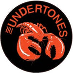 The Undertones Lobster Badge