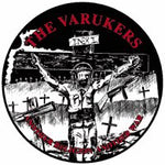 Varukers The Another Religion Another War Badge