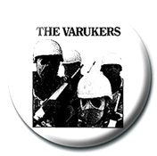 The Varukers Troops Badge