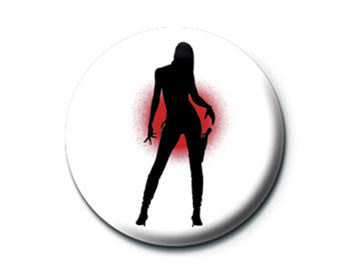 Velvet Revolver Xray Girl Badge