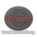 Dark Tranquility Iron Belt Buckle