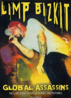 Limp Bizkit Global Assassins Book