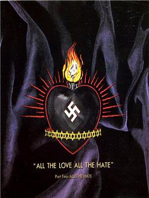 Christian Death All The Love All The Hate Part Two Cassette