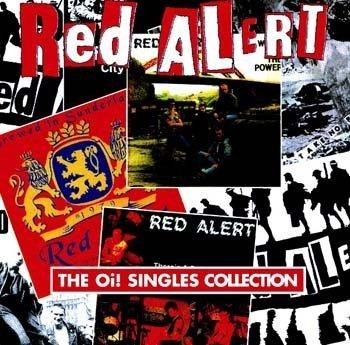 Red Alert Oi Singles Collection CD