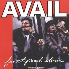 Avail Front Porch Stories CD